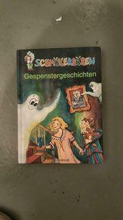 Kinderbuch Gespenstergeschichten