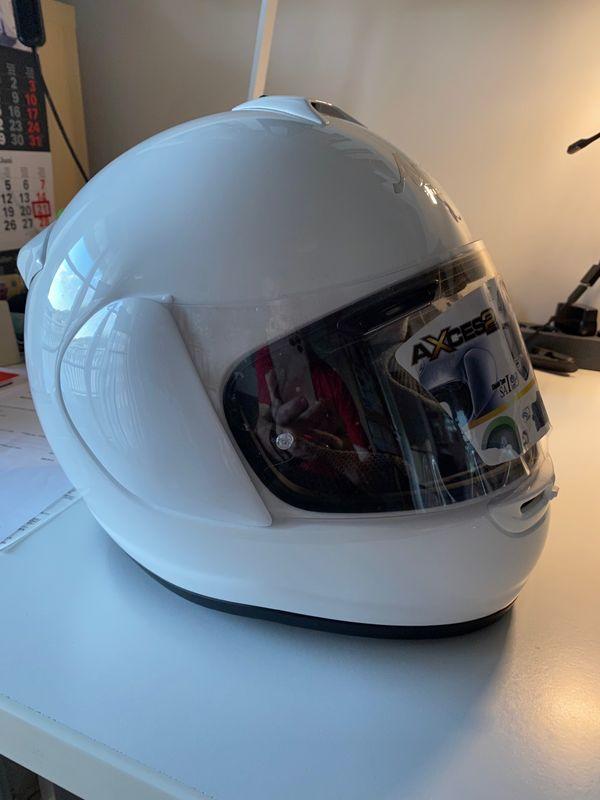 Gelegenheit Arai Motorradhelm