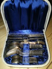 Silberbesteck WMF Zwilling friodur patent