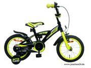 Neues Kinderfahrrad AMIGO BMX Turbo