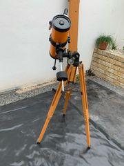 Teleskop 1000 d114 f 8