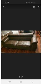 Sofa Couchgarnituren aus Echtleder