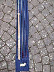 Fliegenrute Lachs Bruce Walker 15