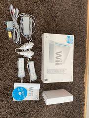 Nintendo WII Konsole 2Controller