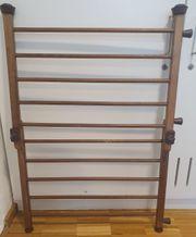Treppenschutzgitter Türschutzgitter Holz antik zum