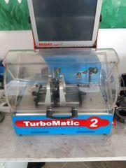 Turbo Wuchtmaschine - TurboMatic 2 Balancing