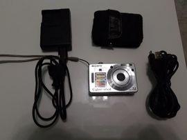 Digital Camera Sony Cyber-shot DSC-W55: Kleinanzeigen aus Bürstadt - Rubrik Digitalkameras, Webcams