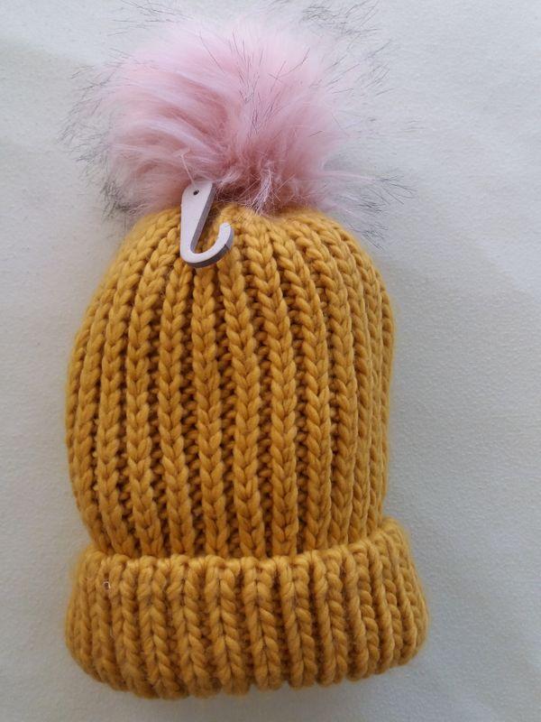 Mütze Codello Pudelmütze Bommel Strickmütze