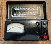 Isolationsmesser Isolavi 2 von Hartmann