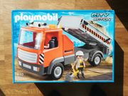 Playmobil Lastwagen - Kipper 6861 OVP