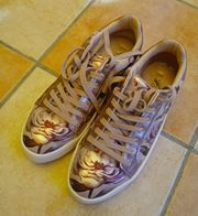 Tamaris Sneaker Rosé Blumenmuster Gr