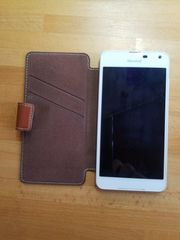 Lumia 650 gebraucht mit braunen