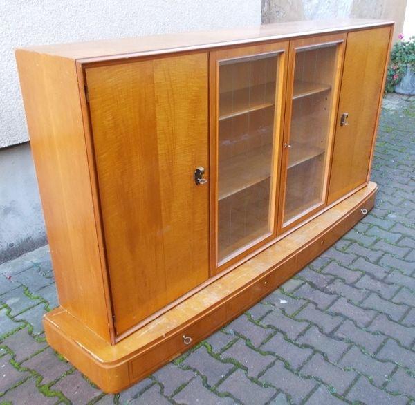 1950er Jahre Wirtschaftswunder Ludwig Erhardt Antik Möbel