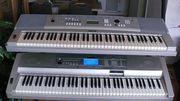 YAMAHA Portable Grand DGX 300