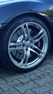 Audi R8 Original Alufelgen mit