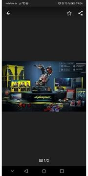 cyberpunk 2077 collector s Edition