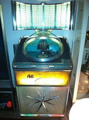 Ami Continental Jukebox Rarität Original