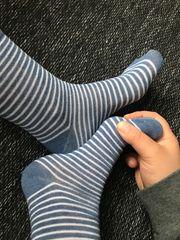 Videos worauf meine Füße massiert