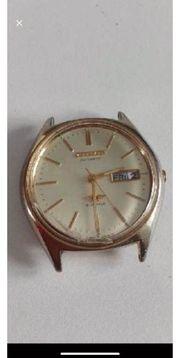 Kaufe mechanische Uhren auch defekte