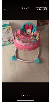 Minnie Maus lauflernhilfe