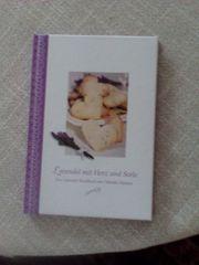 2 Lavendel-Kochbücher