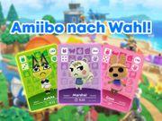 Animal Crossing Amiibo nach Wahl