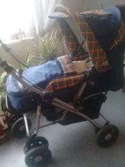 Kinderwagen Buggy Kombikinderwagen 2 in