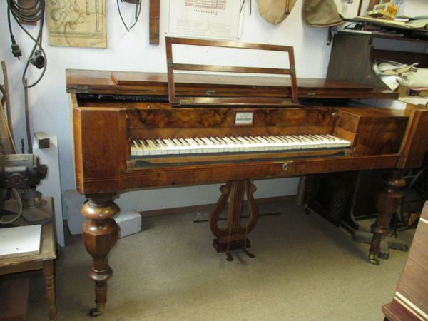 Hammerklavier Klavier B Koch in