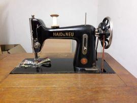 Nähmaschine von HAID&NEU