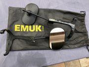 EMUK Wohnwagenspiegel Audi A6 Limousine