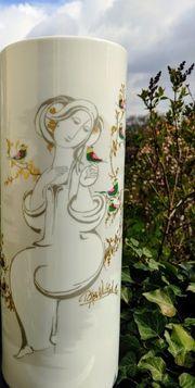 Rosenthal Vase H 42cm Love
