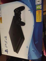 Playstation 4 mit spiele