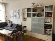 Wohnzimmer-Schrank Regal weiß von Rahaus
