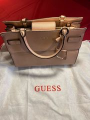 Handtasche Guess 1981 zartrosa