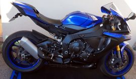 Bild 4 - Yamaha R1 rn49 - Weiler