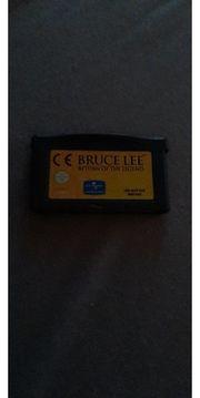 Gameboy Spiel Bruce Lee return