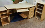 Schreibtisch Pc Tisch incl zwei