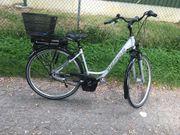 E-Bike Fahrrad