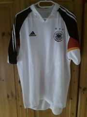 Deutschland Adidas Trikot Euro 2004