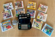Nintendo 3DS mit Spielen zu