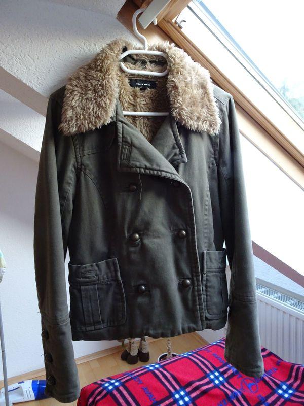 Winterjacke Gr 36-38 kaum getragen