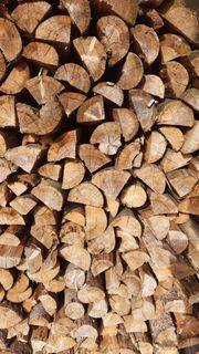 Brennholz Ofenfertig zum selber machen