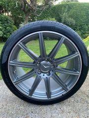 4x Original 19 Mercedes E63