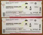 2 Tickets für Andreas Gabalier