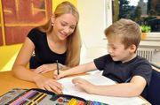 Student innen für flexiblen Schülernachhilfe-Job