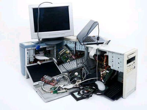 SUCHE alte Computer zum Basteln