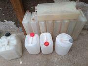 Kanister Wasserkanister