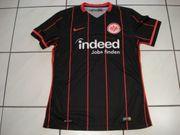 Eintracht Frankfurt Nike Mustertrikot Spielerversion