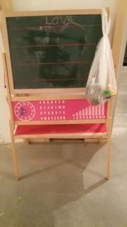 Kinderschreibtafel Tafel