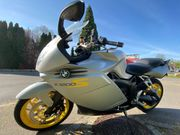 Sport-Tourer Motorrad BMW K1200S